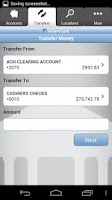 Screenshot of Sb Mobile Banking