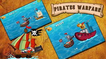 Screenshot of Pirates Warfare