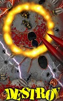 Screenshot of iDestroy: Infinity Bloody Bugs
