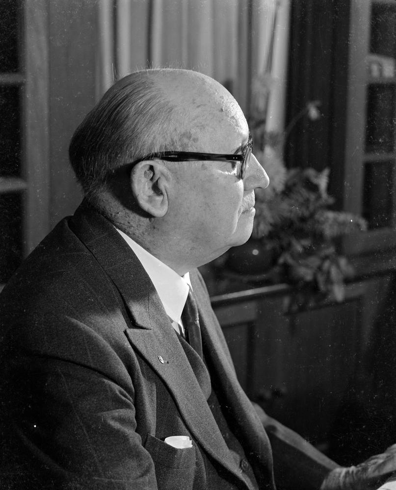Daniel François Malan:1948 - 1954
