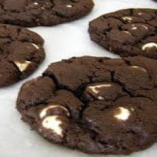 White Chocolate, Chocolate Cookies