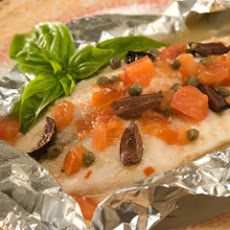 Mediterranean Fish Packets