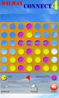 Screenshot of Dalmax Connect 4