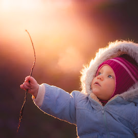 Sun Goddess by Niklas Jumlin - Babies & Children Child Portraits ( explore, manualfocus, moment, discover, children, candid, travel, people, moments, shadows, portrait, child, story, magic, girl, lifestyle, beforedark, baby, sonya7, natural, light, culture )