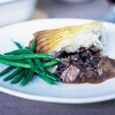 Beef Bourguignon Cottage Pie