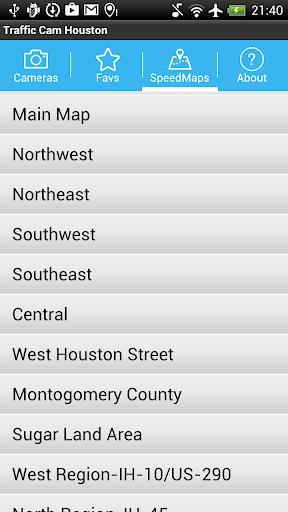 Traffic Cam Houston - screenshot