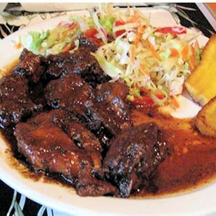 Jamaican Brown Stew Chicken Recipe | Yummly