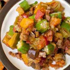 Paul Qui's Pakbet (Pinakbet, Filipino Vegetable Stew) Recipe