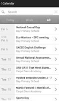 Screenshot of D6 School Communicator