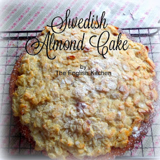 Swedish Almond Cake Recipes