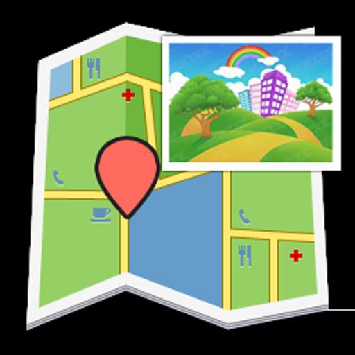 旅遊必備App|逸览-位置照片分享(Mapabc版) LOGO-綠色工廠好玩App