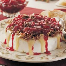 Bonaparte with Pecans and Cranberries