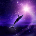 Dolphin Galaxy icon