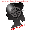 Directions for women icon