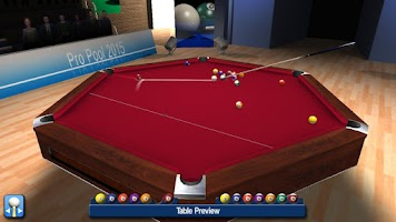 Screenshot of Pro Pool 2015