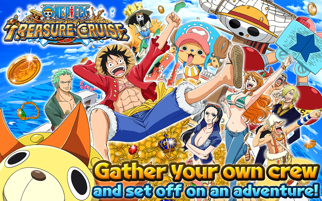 ONE PIECE TREASURE CRUISE Screenshot 12