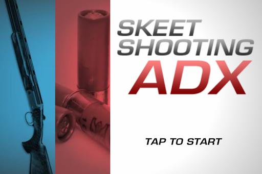 Skeet Shooting ADX - screenshot