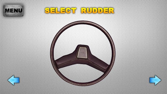 Simulator Pocket Rudder Car - screenshot