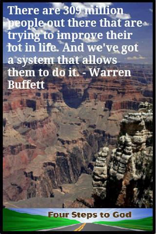 Warren Buffett Daily Quotes