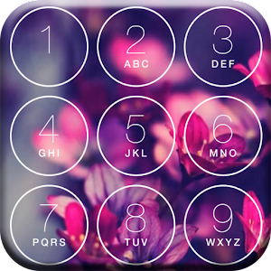Keypad Lock Screen Icon