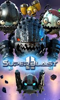Screenshot of Super Blast 2 - FREE