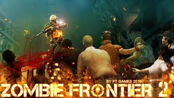 Screenshot of Zombie Frontier 2:Survive