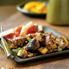 Caribbean Pork and Plantain Hash