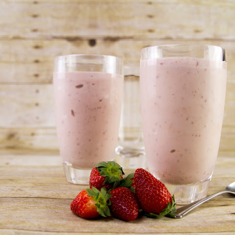 Strawberry Milkshakes