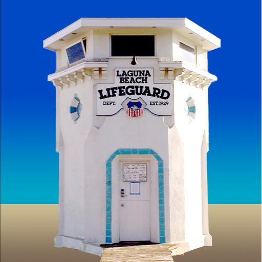 Visit Laguna Beach Travel Info 旅遊 LOGO-阿達玩APP