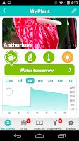 Screenshot of Parrot Flower Power (Beta)