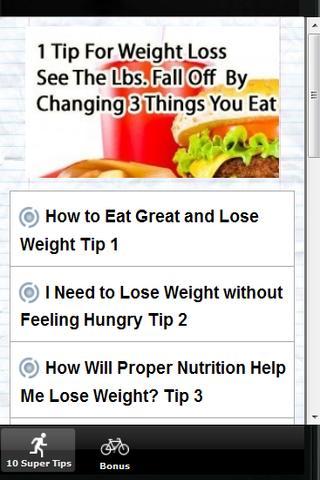 【免費健康App】Workable Diets-APP點子