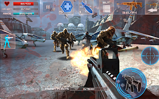 Screenshot of Enemy Strike