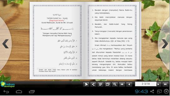 Download Tafsir Surat Al - Alaq APK on PC | Download