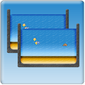 Aquarium's Water icon