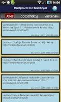 Screenshot of Optocht Krabbegat 2012