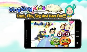 Screenshot of SingSing Kids HD - Vol.1