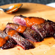 Charred Pepper Steak Sauce [smittenkitchen.com]