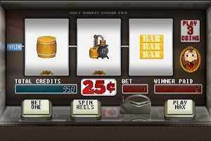 Screenshot of Moonshiners Hill Slots free