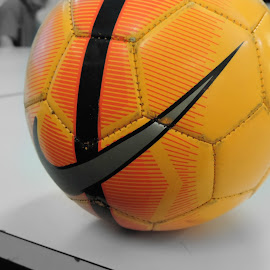 by Lyn Catarroja - Sports & Fitness Soccer/Association football