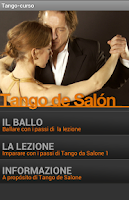 Screenshot of Tango-curso (it)
