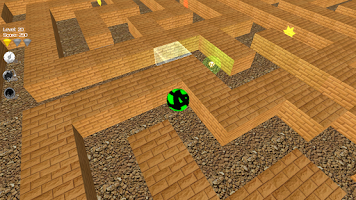 Screenshot of Maze 3D