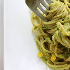 Avocado Cream Pasta Sauce Recipe