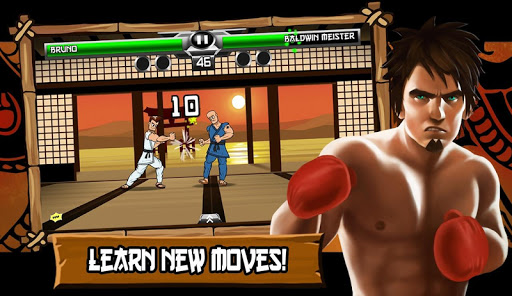Ultimate Combat Fighting For PC