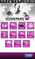 Screenshot of Musikpark Wackersdorf