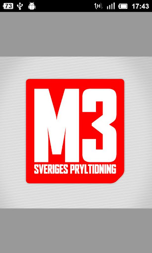 M3 Sveriges pryltidning