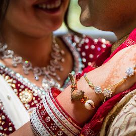 Smiles!!! by Prasanna Banwat - Wedding Bride & Groom ( Wedding, Weddings, Marriage )