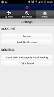 Screenshot of IYHA Indianapolis Youth Hockey