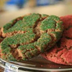 Molasses Sugar Cookies I