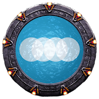 Screenshot of Stargate - FN Theme