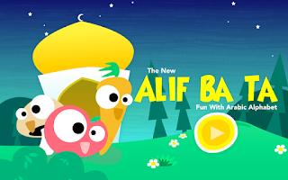 Screenshot of Alif Ba Ta HD
